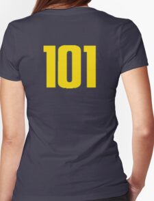 Vault 101 Tee Womens Fitted T-Shirt