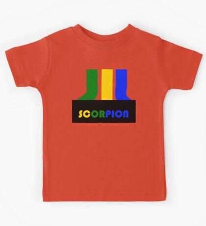SCORPION (atari style)  Kids Tee