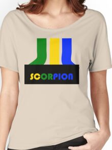 SCORPION (atari style)  Women's Relaxed Fit T-Shirt