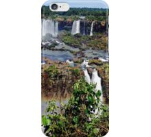 Iguazu Falls in Love iPhone Case/Skin