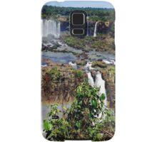 Iguazu Falls in Love Samsung Galaxy Case/Skin
