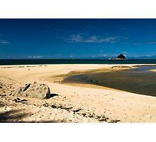 sandy fly beach Photographic Print