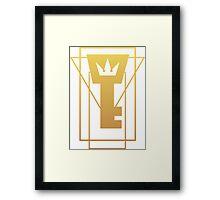 Kingdom Key Framed Print