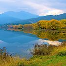 Autumn, Pondage, Mt Beauty, Victoria. by johnrf