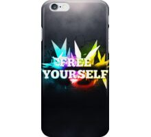 Free Yourself iPhone Case/Skin
