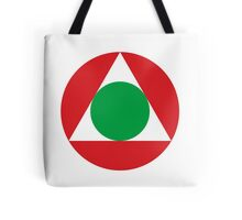 Roundel of the Lebanese Air Force Tote Bag