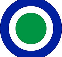 Roundel of Lesotho Air Force  by abbeyz71