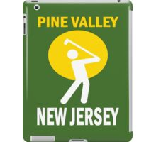 PINE VALLEY, NJ-2 iPad Case/Skin
