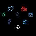 I Heart Social Media by mskatlyn