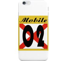 ALABAMA:  02 MOBILE COUNTY iPhone Case/Skin