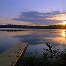 Summer sunrise on Echo Lake by Jawest43