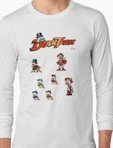 Ducktales Long Sleeve T-Shirt