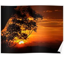 """""""Eastcoast Sunrise"""" Poster"""