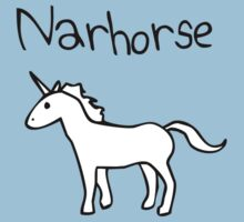 Narhorse (Unicorn) by jezkemp