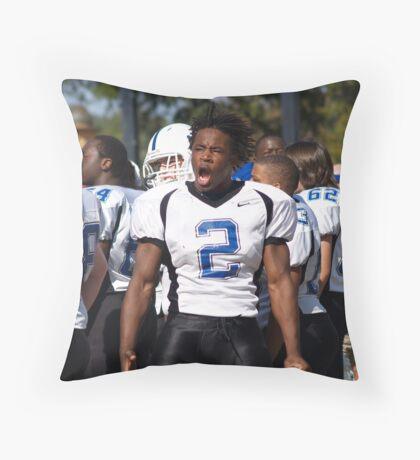Benny Hadley, Newberry High School 2007 Throw Pillow