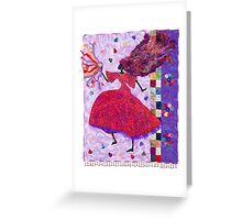 Phenomenal Woman, Inside Out Greeting Card