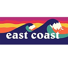 East Coast Photographic Print