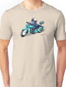 MOTORCYCLE HARLEY STYLE Unisex T-Shirt