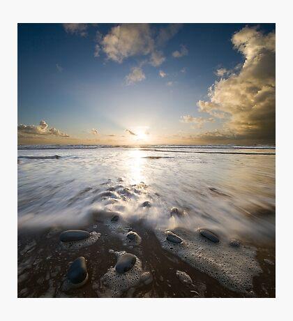 Aberdyfi Sunset Photographic Print