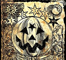 Cult of the Great Pumpkin: Sun, Moon & Angels by Chad Savage