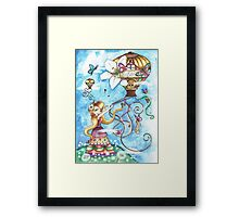 Happy Thoughts-Believe Framed Print