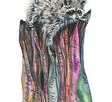 The Masked Bandit by Kim Whitton