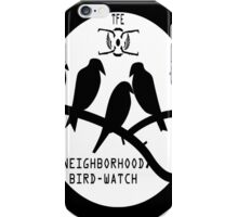 The Fifth Element - Neighborhood Bird-Watch iPhone Case/Skin