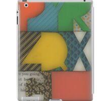 the magic of oz iPad Case/Skin