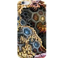 BioMechanical Bee Hive iPhone Case/Skin