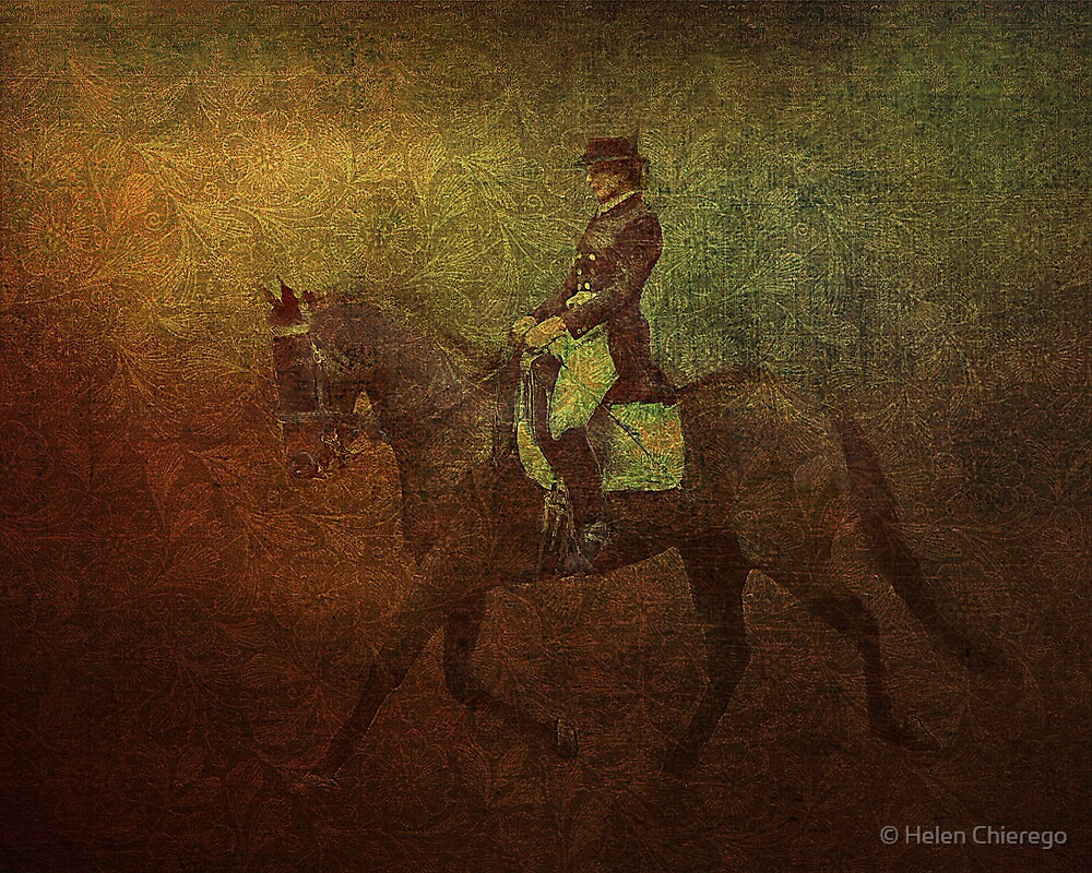 Rider by © Helen Chierego