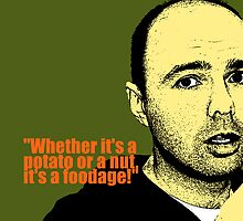 Karl Pilkington by PashleyPictures
