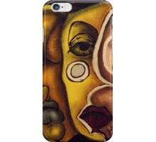 Dark Masks iPhone Case/Skin