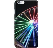 Lighting up the night iPhone Case/Skin