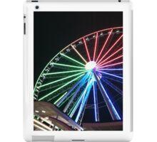 Lighting up the night iPad Case/Skin