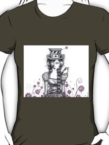 The Faery and The Bird T-Shirt