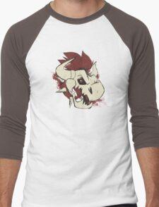 bad to the bone Men's Baseball ¾ T-Shirt