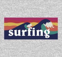 Surfing - Mashup by mustbtheweather