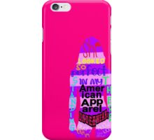 She Looked So Perfect iPhone Case/Skin