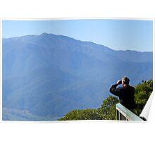 Mount Bogong Poster