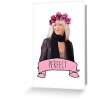 Christine McVie is Perfect Greeting Card