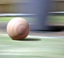 Speed Ball by Glenn Bumford