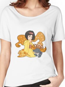 Erika Women's Relaxed Fit T-Shirt