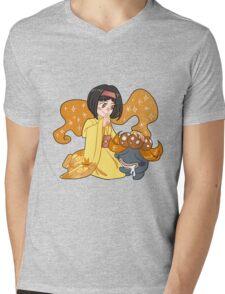 Erika Mens V-Neck T-Shirt