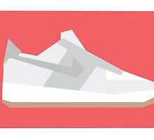 AF1 - Minimal Sneaker by lomoco