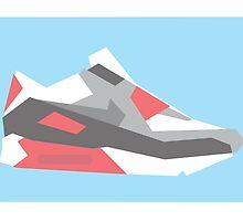 AF90 - Minimal Sneaker by lomoco
