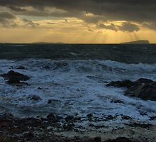After the Storm: Easdale and the Garvellachs by Alisdair Gurney