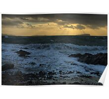 After the Storm: Easdale and the Garvellachs Poster