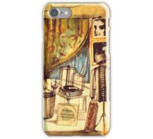 Greatest Hits Vol 10... The Happy Cage.  iPhone Case/Skin