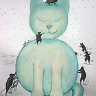 Snowcat by fesseldreg