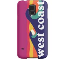 West Coast Samsung Galaxy Case/Skin